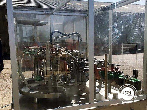 Enxaguadoras WAB ADV LS 1S - 11