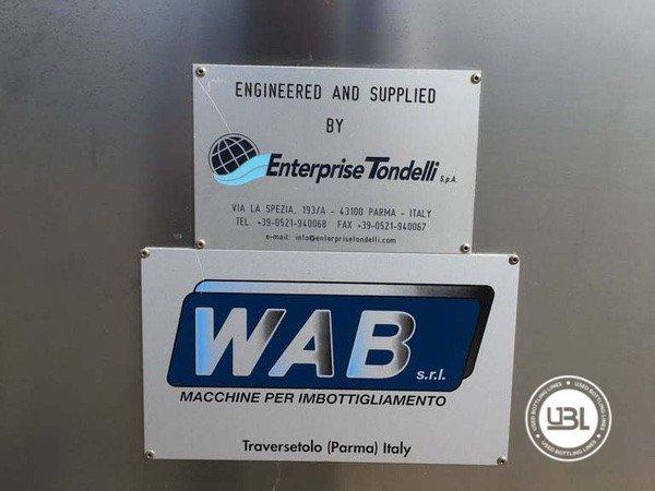 Enxaguadoras WAB ADV LS 1S - 12
