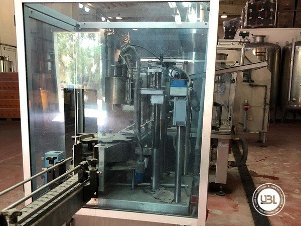 Used Capsuling Machine Nortan UNICAP 35 - 2