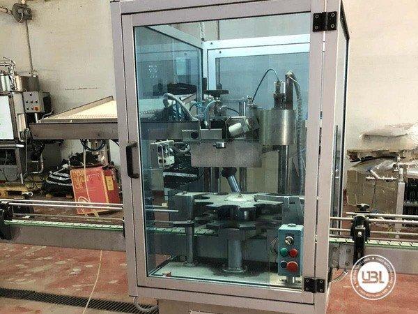Used Capsuling Machine Nortan UNICAP 35 - 3