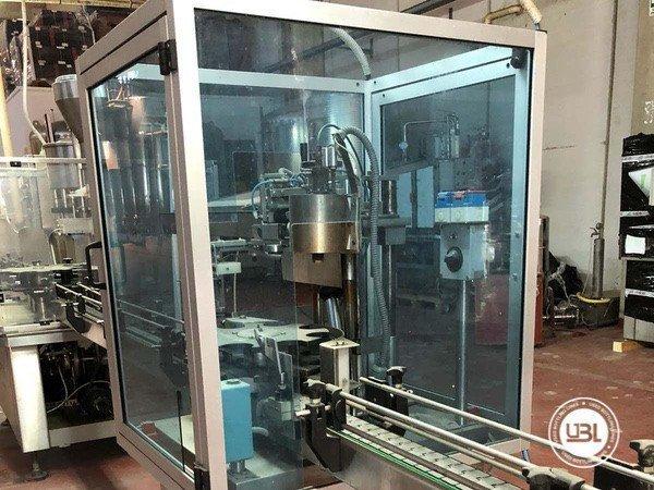 Used Capsuling Machine Nortan UNICAP 35 - 4