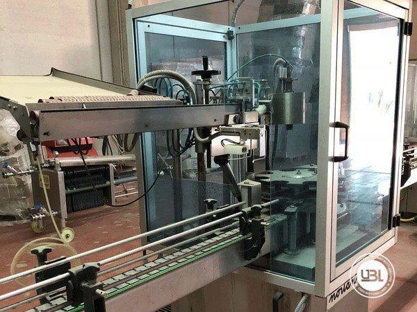 Used Capsuling Machine Nortan UNICAP 35 - 5