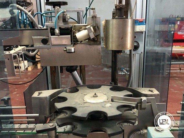 Used Capsuling Machine Nortan UNICAP 35 - 6