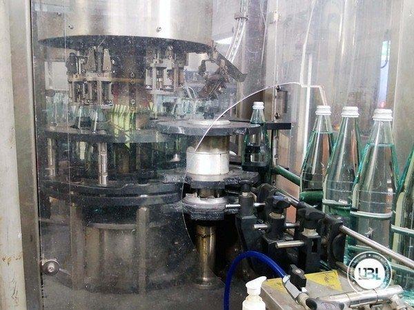Linha completa de Vidro para Água com Gás, Água - 10