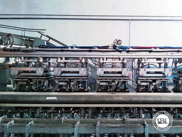 Used Isobaric Complete Glass Line for Sparkling Water, Water 10000 bph - 14