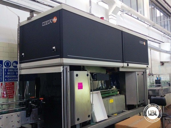 Used Isobaric Complete Glass Line for Sparkling Water, Water 10000 bph - 6
