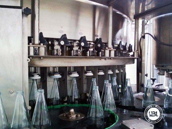 Linha completa de Vidro para Água com Gás, Água - 7