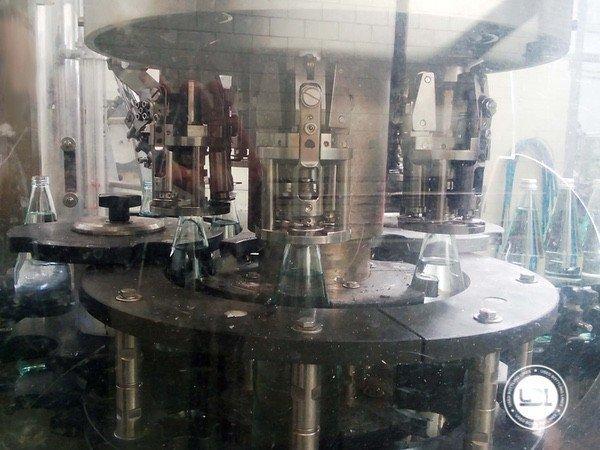 Linha completa de Vidro para Água com Gás, Água - 9