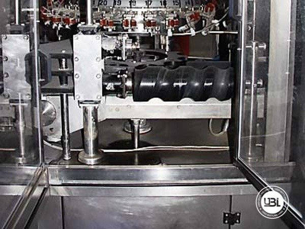 Used Isobaric Complete Glass Line for Sparkling Water, Water 7000 bph - 12
