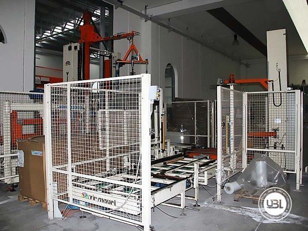 Used Isobaric Complete Glass Line for Sparkling Water, Water 7000 bph - 19