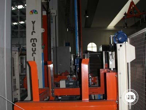 Used Isobaric Complete Glass Line for Sparkling Water, Water 7000 bph - 6