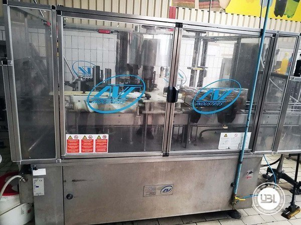 Used Complete Glass, PET Line for Dairy, Juice, Tea, Water 3000 bph - 13