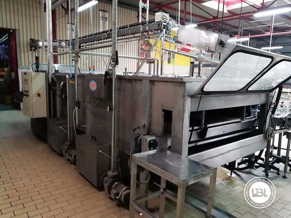 Used Complete Glass, PET Line for Dairy, Juice, Tea, Water 3000 bph - 15