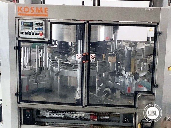 Used Complete PET Line for Oil 12000 bph - 11