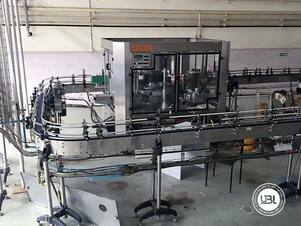 Used Complete PET Line for Oil 12000 bph - 4