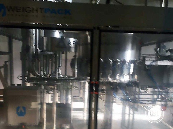 Used Complete PET Line for Oil 12000 bph - 8