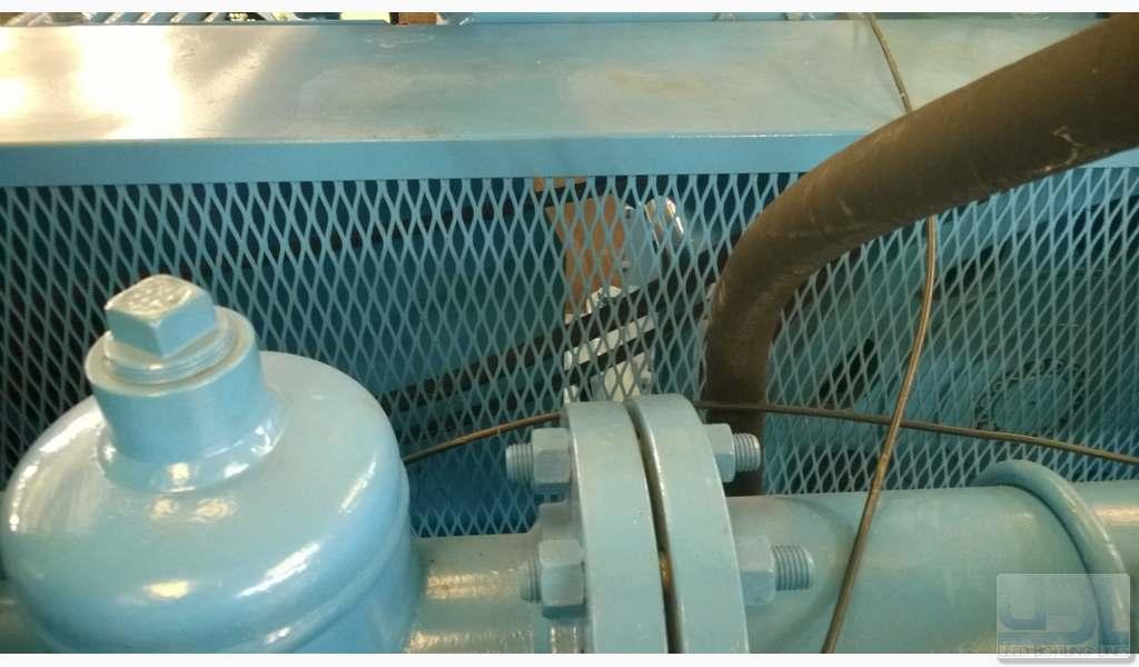 Used Compressor SIAD WS3/580-A3 - 10