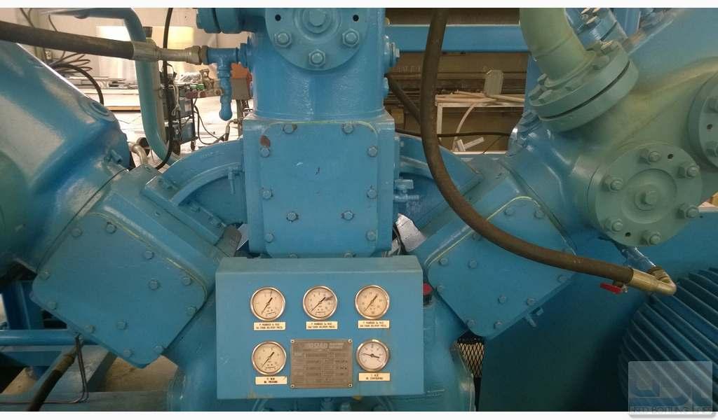 Used Compressor SIAD WS3/580-A3 - 5