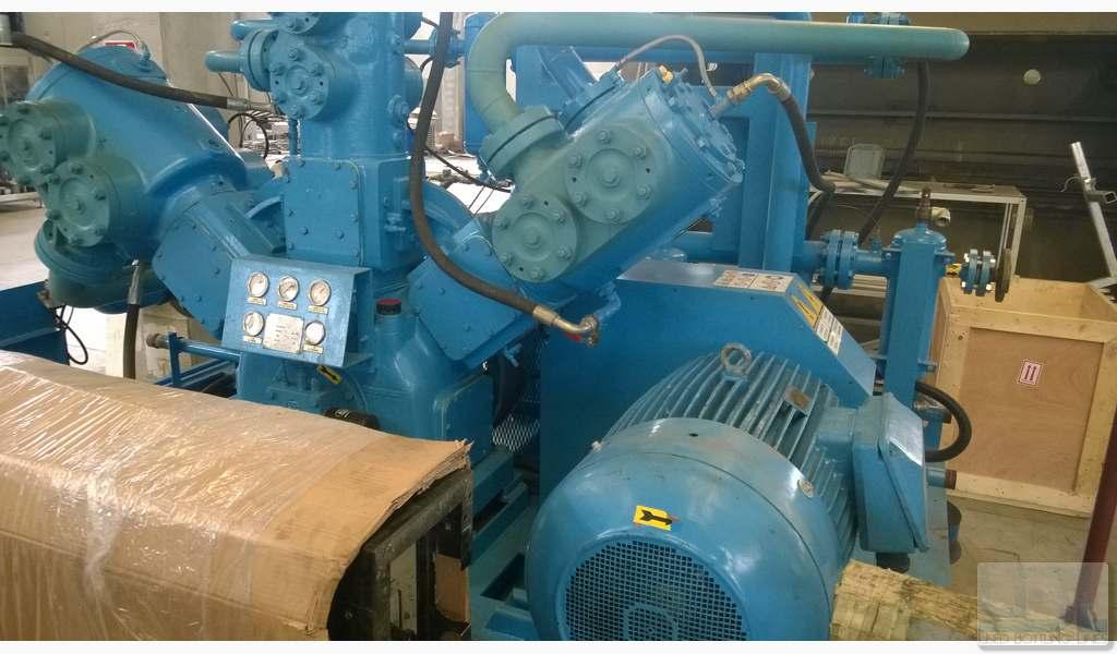 Used Compressor SIAD WS3/580-A3 - 6