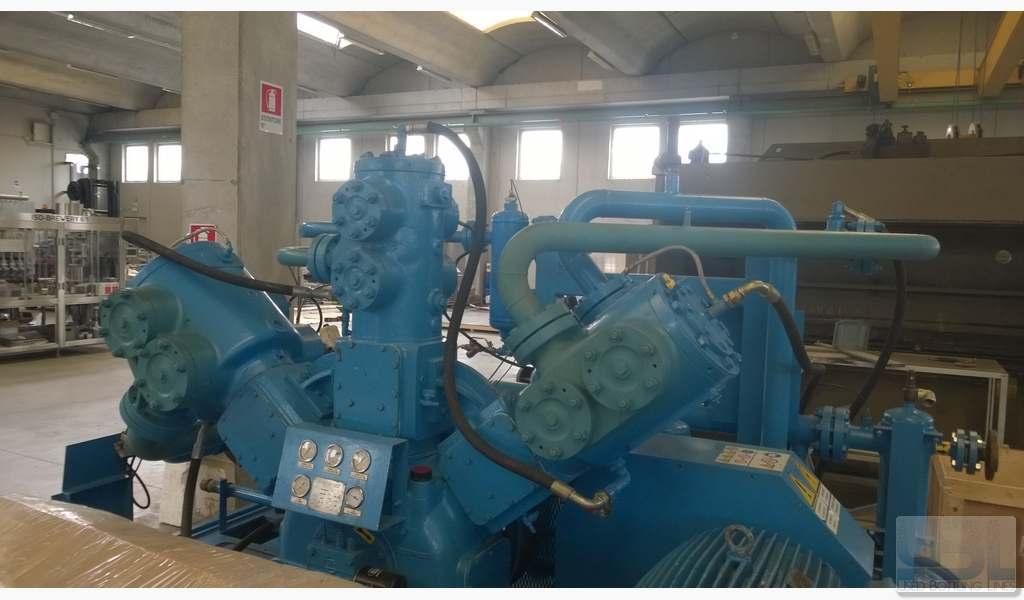 Used Compressor SIAD WS3/580-A3 - 7