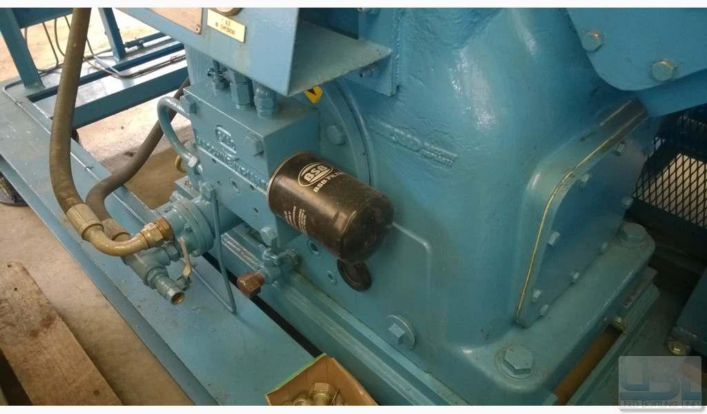 Used Compressor SIAD WS3/580-A3 - 8