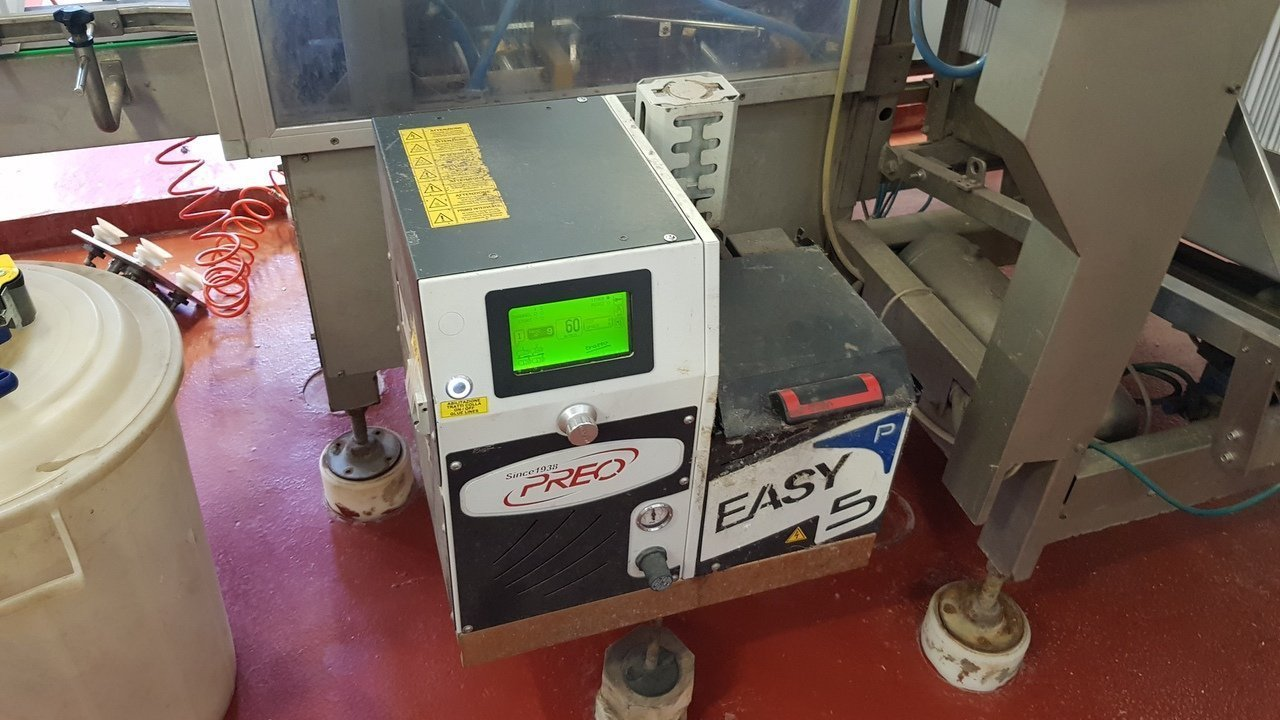 Used End of line Glass for Still Wine 6000 bph - 3