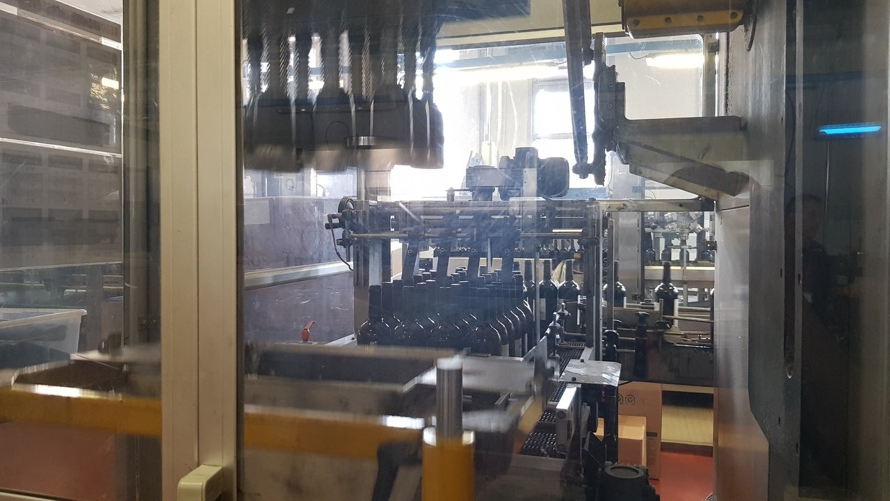 Used End of line Glass for Still Wine 6000 bph - 4