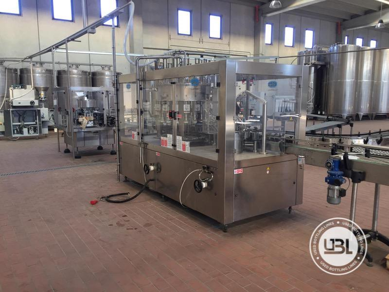 Used Complete Can, Glass Line for Oil 2200 bph - 1