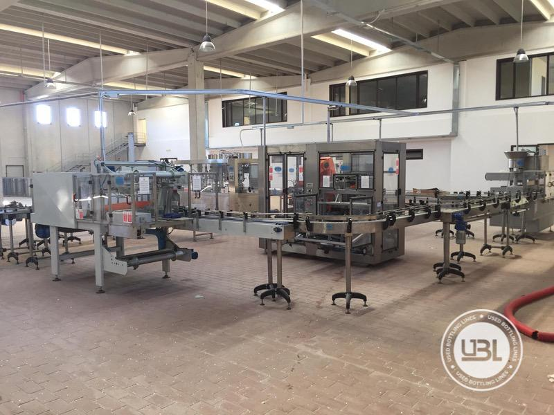 Used Complete Can, Glass Line for Oil 2200 bph - 11