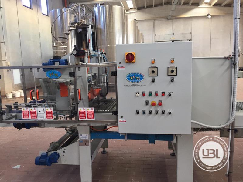 Used Complete Can, Glass Line for Oil 2200 bph - 13