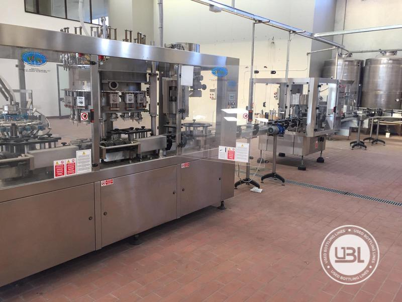 Used Complete Can, Glass Line for Oil 2200 bph - 2