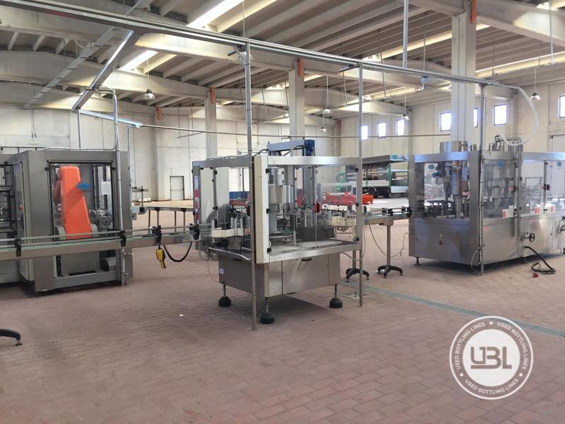 Used Complete Can, Glass Line for Oil 2200 bph - 3