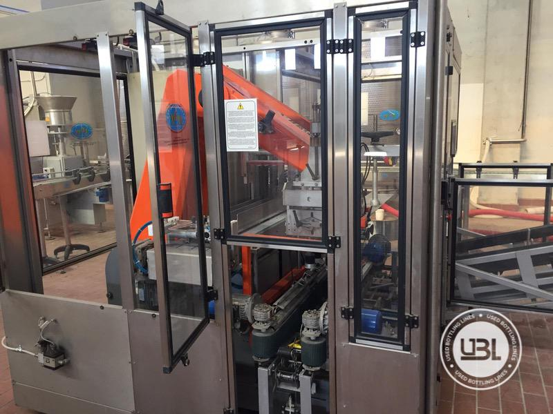 Used Complete Can, Glass Line for Oil 2200 bph - 26