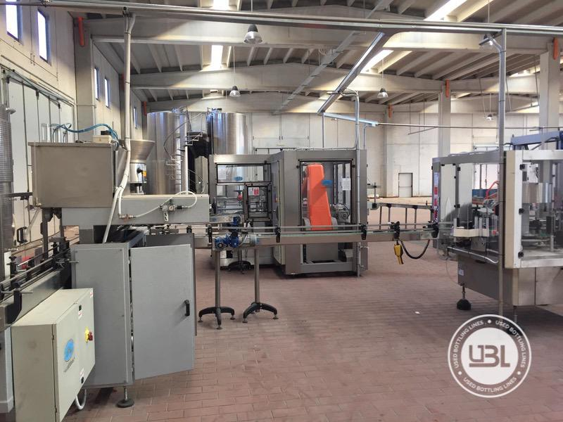 Used Complete Can, Glass Line for Oil 2200 bph - 5