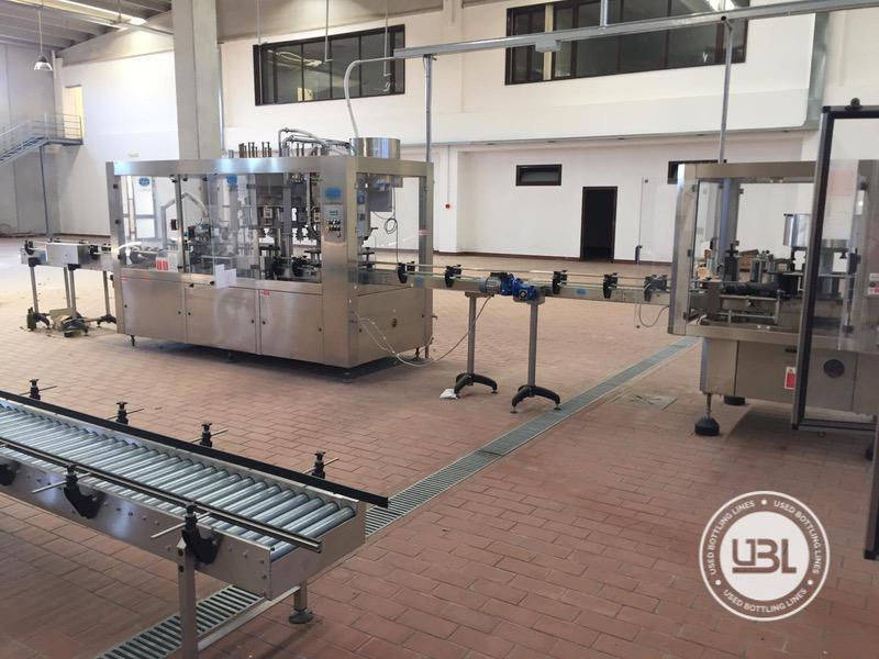 Used Complete Can, Glass Line for Oil 2200 bph - 6