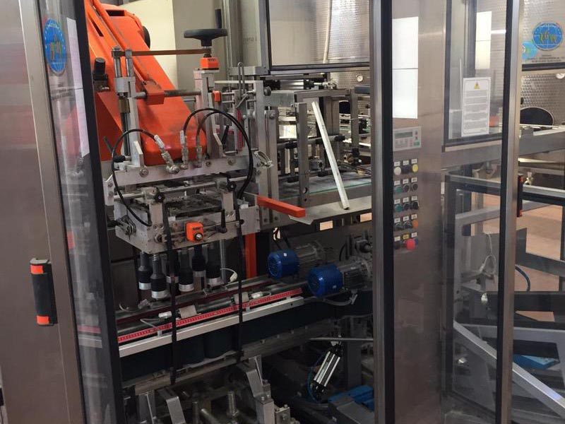 Used Complete Can, Glass Line for Oil 2200 bph - 7