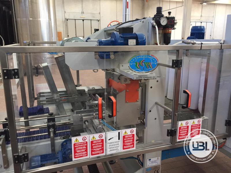 Used Complete Can, Glass Line for Oil 2200 bph - 8