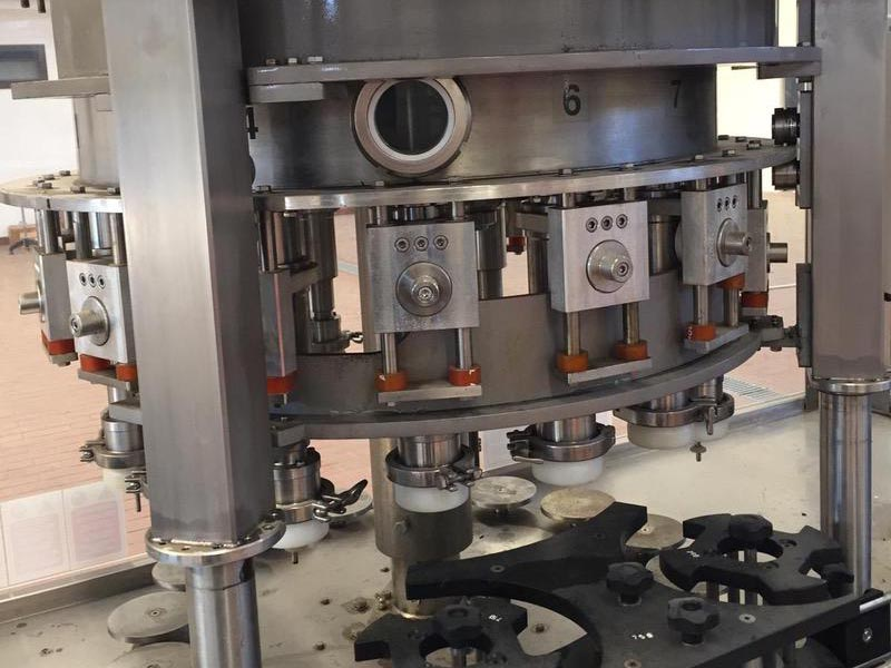 Used Complete Can, Glass Line for Oil 2200 bph - 24