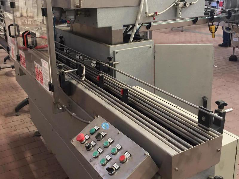Used Complete Can, Glass Line for Oil 2200 bph - 4