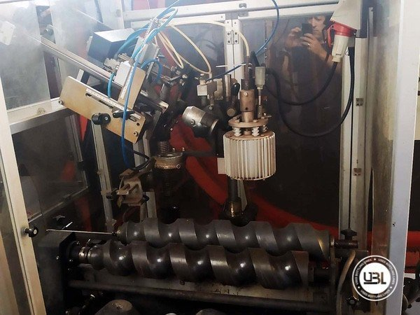 Used Capsuling Machine Robino & Galandrino VULCAN 3000 L - 1