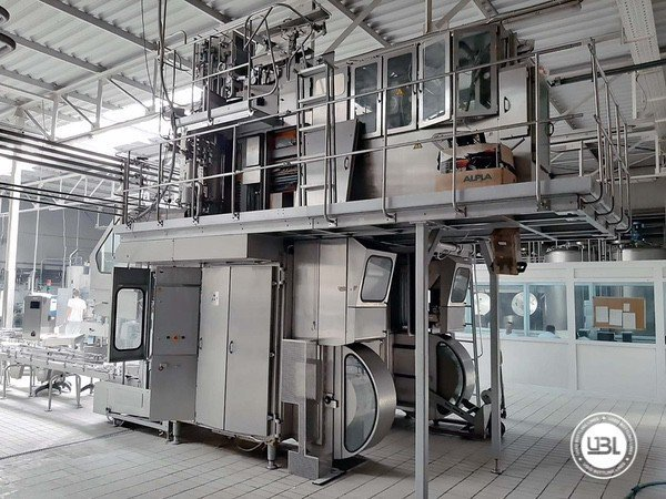 Used Filling Machine Tetra Pak® TBA8 100v - 10