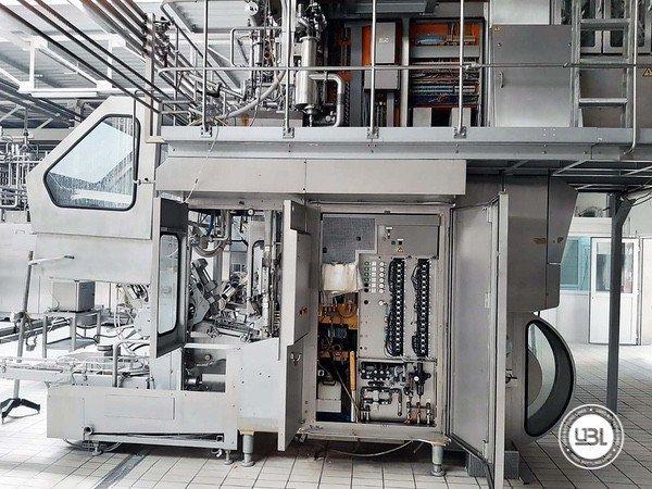 Used Filling Machine Tetra Pak® TBA8 100v - 11