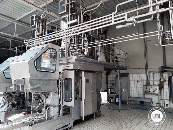 Used Filling Machine Tetra Pak® TBA8 100v - 12