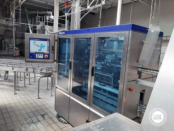 Used Filling Machine Tetra Pak® TBA8 100v - 13