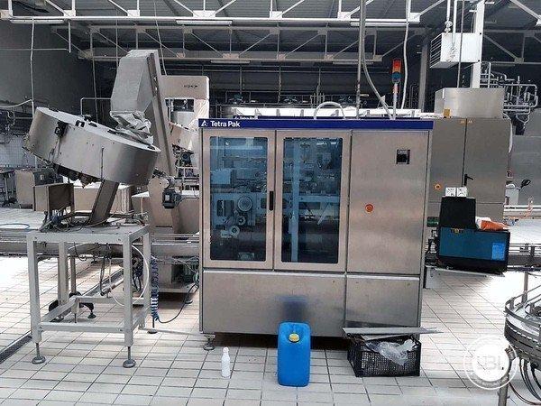 Used Filling Machine Tetra Pak® TBA8 100v - 14