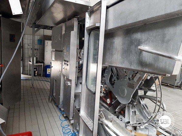 Used Filling Machine Tetra Pak® TBA8 100v - 4