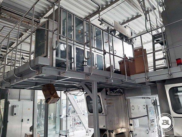 Used Filling Machine Tetra Pak® TBA8 100v - 5