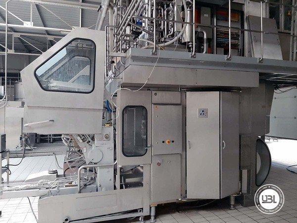 Used Filling Machine Tetra Pak® TBA8 100v - 6