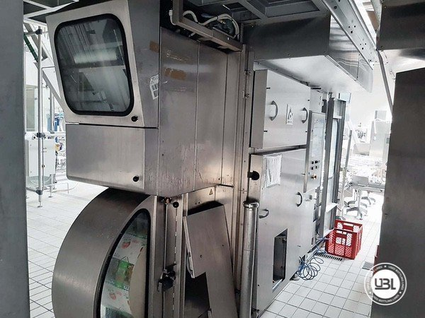 Used Filling Machine Tetra Pak® TBA8 100v - 7