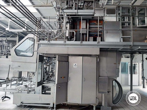 Used Filling Machine Tetra Pak® TBA8 100v - 9